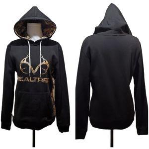 🅑🅝🅦🅣 - RealTree Hooded Sweatshirt   M